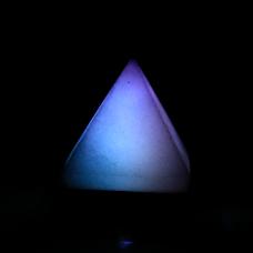 Pyramid Shaped - Usb Lamp